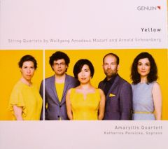 Amaryllis-Quartett CD Yellow