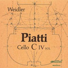 PIATTI Cello G String